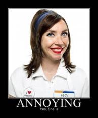 Annoying Flo