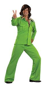Man in the Green Suit