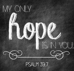 hope Psalm