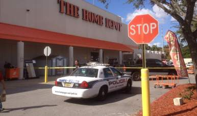 Home Depot Police