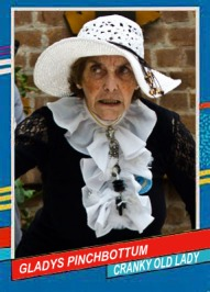 baseball card GLADYS